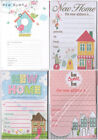 20 New Home Cards - Change Of Address Sheets & Envelopes - Moving Notification