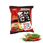 Super Ultra Spicy Ramen [Teumsae] Korean No.1 Extreme Spicy Noodle 1,2,3,5 Packs