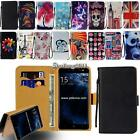 For Various Bluboo SmartPhones - Leather Wallet Stand Magnetic Flip Case Cover