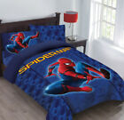 spiderman comforter sets - Marvel Spiderman Friendly Neighborhood Comforter Set with Fitted Sheet