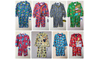 *NWT- INFANT BOY'S 2-PC LICENSED CHARACTER FLANNEL PAJAMA SET - 12M -5T