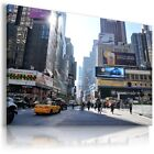NEW YORK CITY  View Canvas Wall Art Picture Large SIZES  L111 X