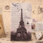 Cute Flip Accessory PU Leather Case Cover Wallet Protector For BQ BQS Smartphone
