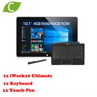 "Cube iWork 10 Windows 10+Android 5.1 Dual OS Tablet PC 10.1"" Ultrabook 4G + 64G"