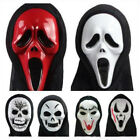 Horror Scream Face Ghost Adult Mask Halloween Party Costume Fancy Dress