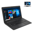 "iRULU S1 Pro Laptop Netbook PC 12.5"" Windows 10 Intel Quad Core 1.44GHz 4GB+32GB"