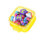 20pc/box Eraser Cartoon Rubber Complete Set Students Stationery GN