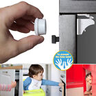 11 X Child Safety Cabinets Locks - Baby Safe Adhesive Magnetic Drawer Latch USA