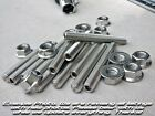 Stainless Steel Exhaust Manifold Header Stud Kits - Metric A2-70