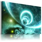 LASER ABSTRACT MODERN CANVAS WALL ART PICTURE LARGE SIZES AZ33 X