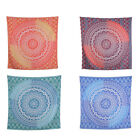 Indian Ombre Mandala Tapestry Wall Art Hanging Hippie Gypsy Bohemain Dorm Cover