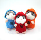 Talking Hamster Mouse Records Speech Kids Clothing Mimicry Repeat Pet Toys Plush