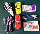 Transformers Generations Universe Classics Ironhide Astrotrain + Deluxe lot #4 - Time Remaining: 5 days 5 hours 37 minutes 2 seconds