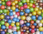 0.5L DECORATIVE POLYSTYRENE BALLS - LIGHT COLORFUL DECORATION HOME DIAM. 2-3mm