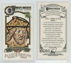 2012 Topps Allen & Ginter's World's Greatest Military Leaders Minis Charlemagne