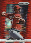 2013 Panini Prizm Prizms Red Pulsar (#1-150) - You Choose - *WE COMBINE S/H*