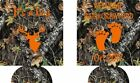 Camo it's a boy baby Shower koozies no minimums can coolers quick ship
