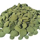Mixed Size Wafers  of  Spirulina, Algae, Wafers for Plecos, Catfish & More