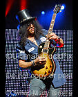 Slash Photo Guns N Roses GNR 8x10 Inch Concert Photo by Marty Temme 1A