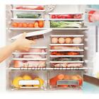 Kitchen Food Storage Box Meat Fruit Fish Crisper Refrigerator Reusable Container