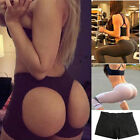 Ladies Booty Booster Black Underwear Panty Breifs Butt Lifter Body Shaper Shorts