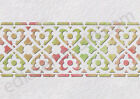 Border Lace Stencil Vintage Shabby Chic Wedding Cake Furniture Fabric Craft BO28