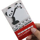 Animal Cat Panda Cute Kawaii Memo Sticky Notes Planner Stickers Paper Book S6