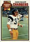 1979 Topps Football Singles #499-526 - Your Choice GOTBASEBALLCARDS