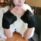 Thicken Warm Cotton Winter Knitted Touch Screen Male Gloves Clothing Accessories