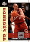 2003-04 UD Legends Basketball #1-130 - Your Choice GOTBASEBALLCARDS