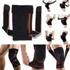 New Unisex Sports Running Jogging Knee Support Breathable Elastic K0E1