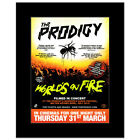 PRODIGY - World's On Fire - Movie Mini Poster