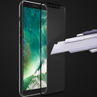 Anti-Glare Frosted Matte Tempered Glass Screen Protector Film for iphone X 8 7 6