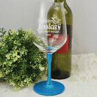 Personalised Graduation Wine Glass - Add a Name & Message
