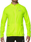 Asics Essential Woven Mens Running Jacket - Yellow
