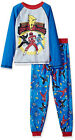 Power Rangers Boys L/S Top 2pc Pajama Pant Set Size 4/5 6/7 8 10/12