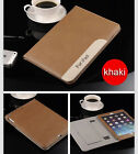 Genuine Leather Smart Case Stand Magnetic Cover for New iPad Pro 10.5 9.7 12.9