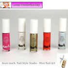 Avon mark. Nail Style Studio // Mini Nail Art Vanish Enamel Fine Brush (RRP £5)