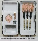 Viper Darts 24 gm Silver Thunder Pink Camouflage Steel Tip Dart Set W /Options