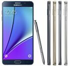 Unlocked Samsung Galaxy Note 5 SM-N920P 32GB/64GB GSM Smartphone Black/Gold/Wht