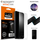 [FREE EXPRESS] iPhone 8 Screen Protector, Spigen GLAS.tR Slim for Apple
