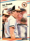 1988 Fleer Glossy Update Baseball #1-132 - Your Choice GOTBASEBALLCARDS