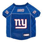 NEW YORK GIANTS NFL dog jersey (all sizes) NEW $19.49 USD on eBay