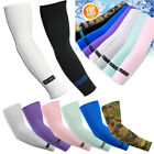 Arm Sleeves Topcool UV Protection 10 Pairs Basketball Golf Climbing Cycling