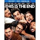 This is the End (Blu-ray + DVD + UltraViolet DC) New, free ship