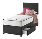 Single Divan Bed 3FT With Mattress With drawers Option kids &amp; adults &amp; CHILDREN <br/> 3ft Single Divan Bed Option of  Mattress &amp; Headboard