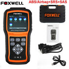OBD2 Code Reader ABS Airbag SRS Scanner Diagnostic Auto Check Engine Light Tool
