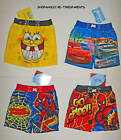 SPIDERMAN SWIM TRUNKS – BOYS - INFANT SIZE 12 MO – NWT