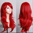70cm Long Curly Fashion Cosplay Costume Party Hair Anime Wigs Full Hair Wavy Wig фото