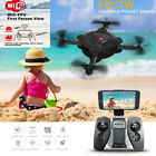 FQ17W FQ777 WiFi FPV 6Axis GYRO Pocket RC Quadcopter RTF Drone HD High Hold Mode